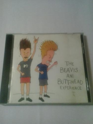 the beavis and butt head experience geffen 1993 mtv