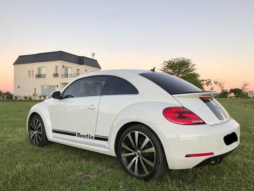 the beetle - 211 hp - cuero (oportunidad)