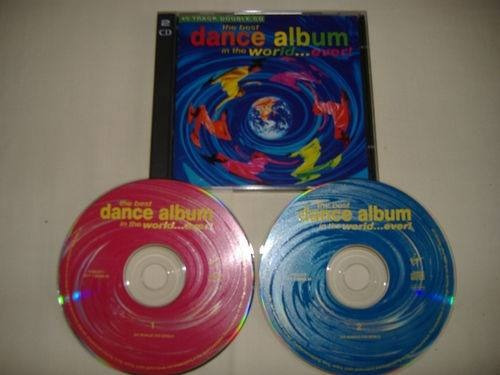 the best dance album in the world ..ever cd doble importado