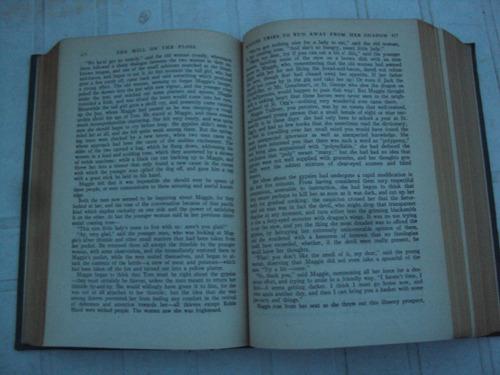 the best know novels of george eliot en ingles