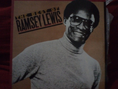 the best of ramsey lewis-  lp