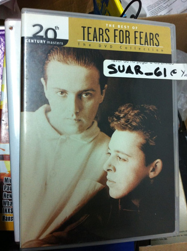 the best of tears for fears - the dvd collection d v d, 2004