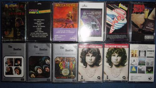 the best of the doors doble cassette