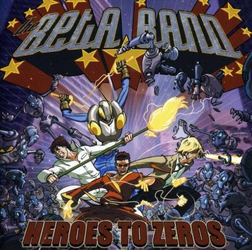 the beta band - heroes to zeroes / u.s.a. / cd