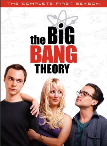 the big bang theory (serie de tv) - 1era temporada - zona 1.