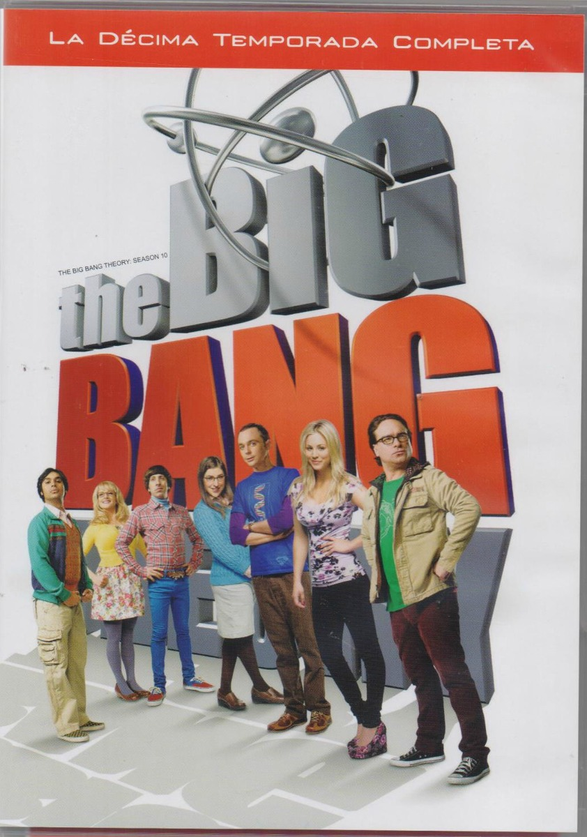 La Teoria del Big Bang Temporada 10 Audio Latino