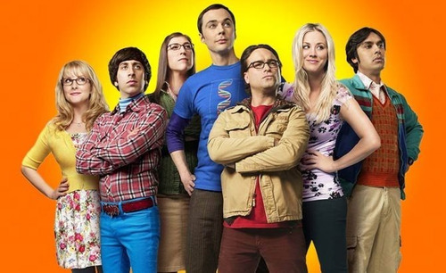the big bang theroy serie completa digital hd