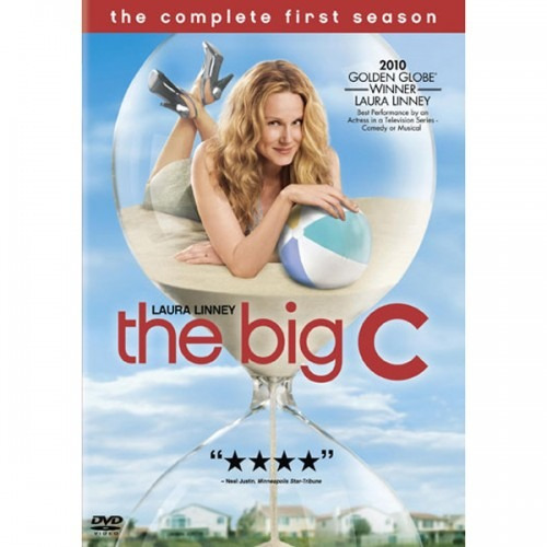 the big c temporada 1 dvd original nueva sellada
