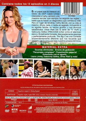 the big c temporada 1 uno completa serie tv dvd