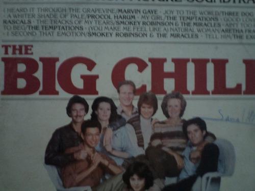 the big chill (1983) - varios artistas -  lp