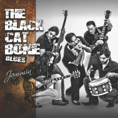 the black cat bone blues jammin´ cd nuevo