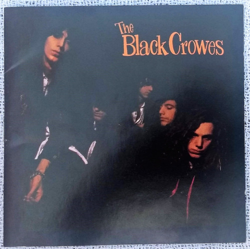 the black crowes - shake your money maker - cd - 1990