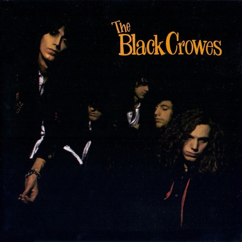 the black crowes - shake your money maker (sello def america