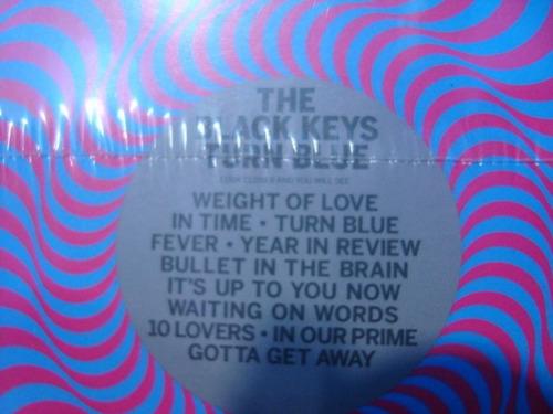 the black keys - turn blue - cd nacional