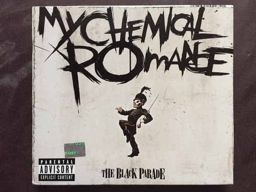 the black parade cd