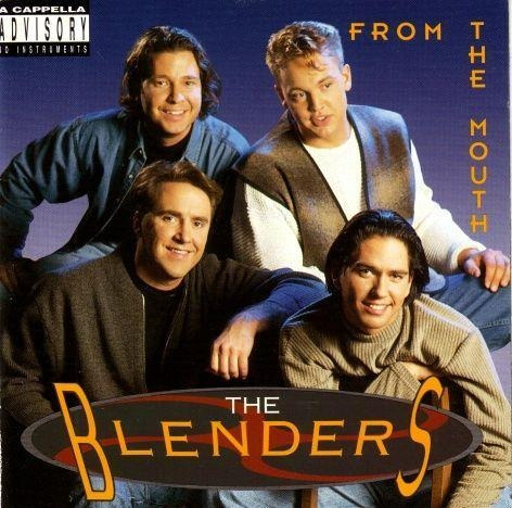 the blenders - from the mouth cd imp new (coral, vocal)