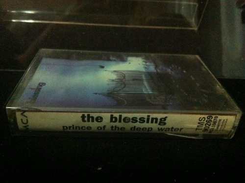 the blessing prince of the deep water cassette ca3