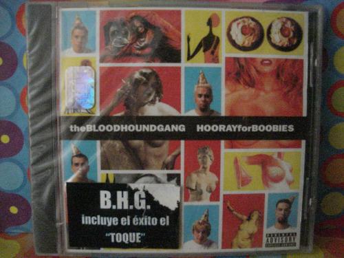 the bloodhoundgang cd hoorayfordboobies