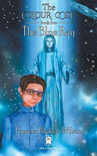 the blue ray (colour code) pamel. envío gratis 25 días