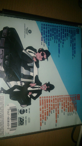 the blues brothers - complete 2cds