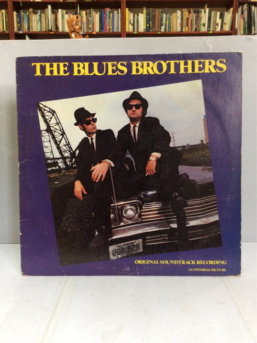 the blues brothers, original soundtrack recording, lp 1980