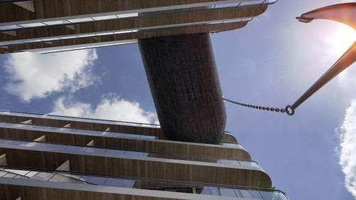 the boat playa el carmen, departamento en venta