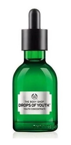 the body shop - drops of youth - serum youth concentrate
