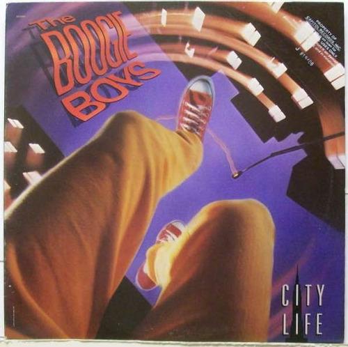 the boogie boys   lp    city life