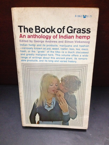 the book of grass. george andrews and simon vinkenoog
