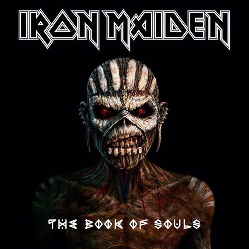 the book of souls iron maiden 2 cd ' s 11 canciones