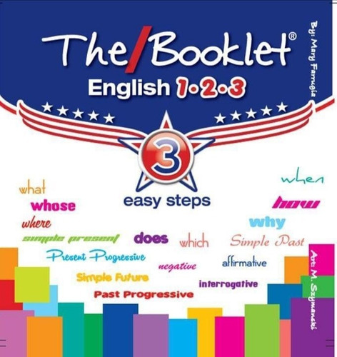 the booklet english 123