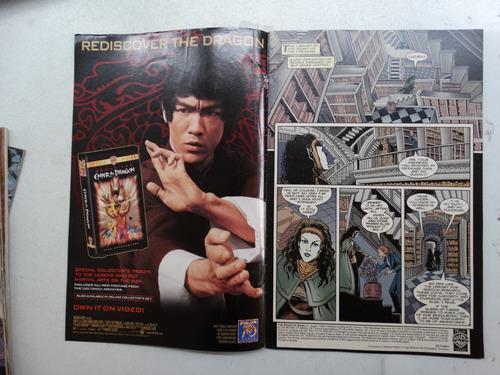 the books of magic nº 51! dc vertigo ago 1998! em inglês!