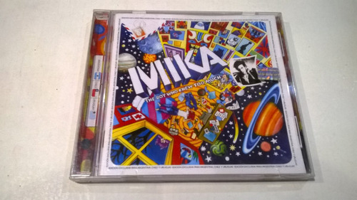 the boy who knew too much, mika - cd 2009 nacional vg