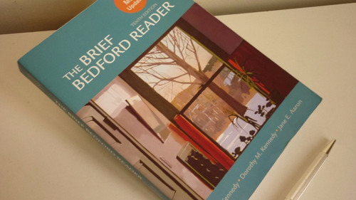 the brief bedford reader (tenth edition)