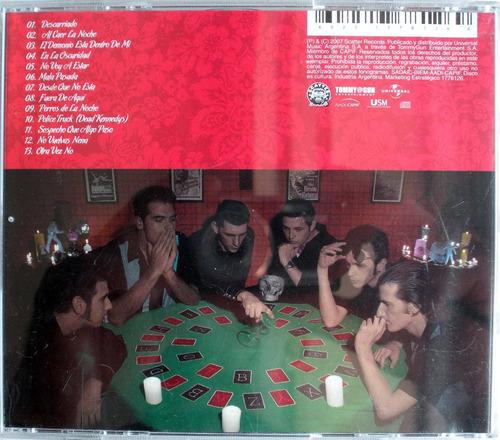 the broken toys - del lado equivocado - cdpromo nacional
