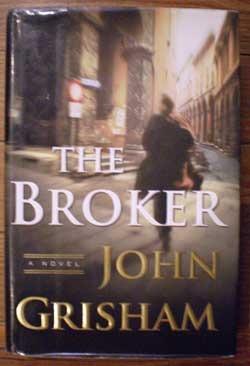 the broker - john grisham - doubleday