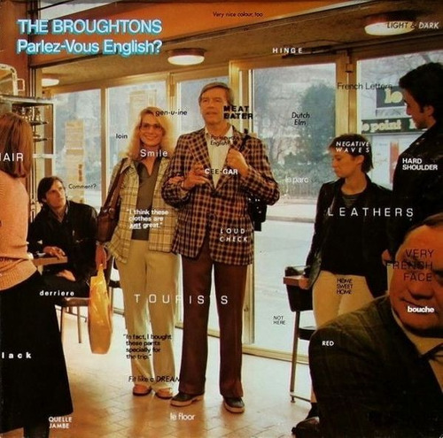 the broughtons - parlez-vous english? edgar broughton band