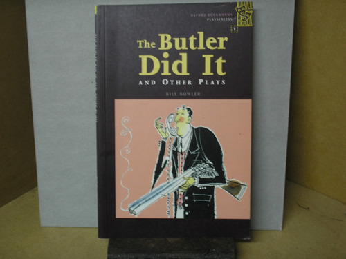 the butler did it and other plays # bill bowler
