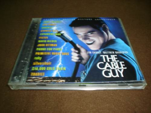 the cable guy - cd - original motion picture soundtrack  nvd