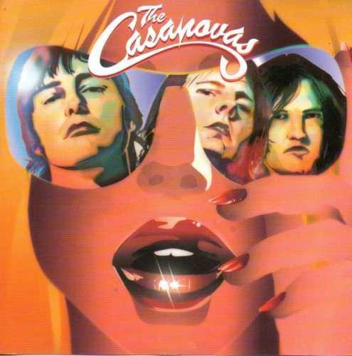the casanovas the casanovas importado ( otimo hard rock )