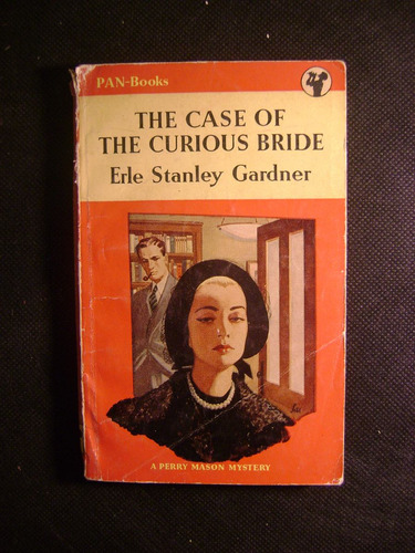 the case of the curious bride, erle stanley gardner