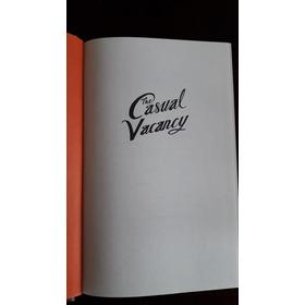 The Casual Vacancy - Edição Autografada