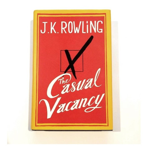 the casual vacancy por j.k rowling