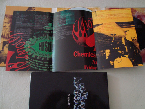 the chemical brothers singles 93 - 03 ed limitada 2 cd + dvd