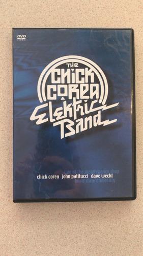 the chick corea  elektric band john patitucci dvd