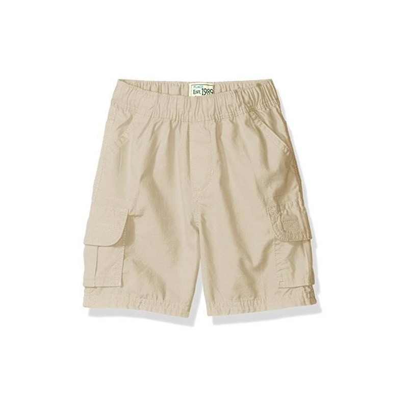 ea72b75c4 the childrens place baby boys pull on cargo shorts, sand was. Cargando zoom.