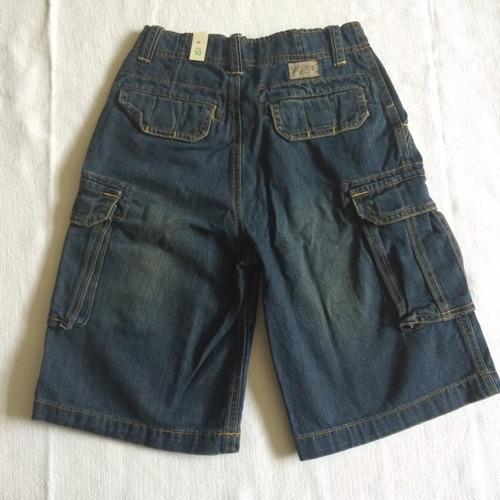 the children's place | bermuda jeans menino | 10 anos