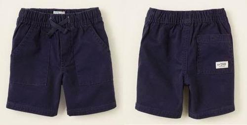 the childrens place | shorts sarja | importado | 18-24 meses