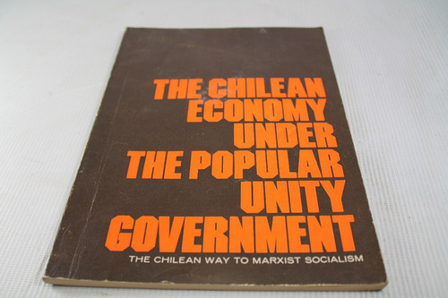 the chilean economy popular unity governnment