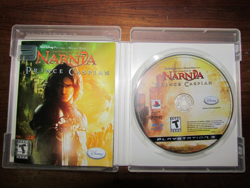 the chronicles of narnia prince caspian - ps3
